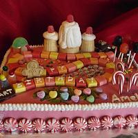 Amelia's Birthday Cake