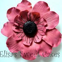Maria Damask by Elisa's Sweet Cakes
