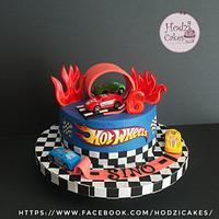 Hot Wheels Cake 🚕🚗🚙