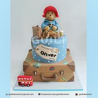 Oliver's Paddington Cake