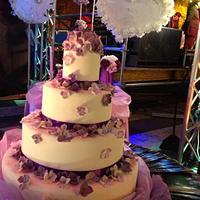 Lilla's wedding