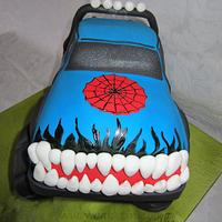 Monster Truck by The Cake Tin