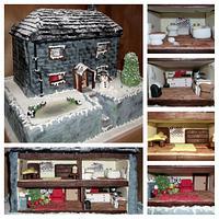 The Christmas Dolls-House