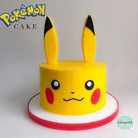 Torta Pikachu Cake