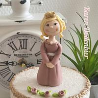 Mini Princess topper