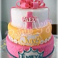 3 in 1 cake