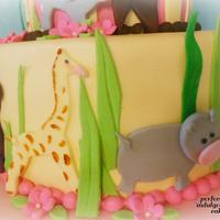 Welcome to the Jungle by Maria Cazarez Cakes and Sugar Art