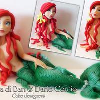 A Little Mermaid My Version ♥ Sirenetta Ariel My Version ♥