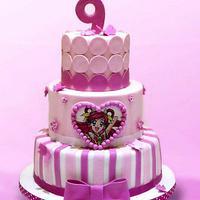 Cure dream cake