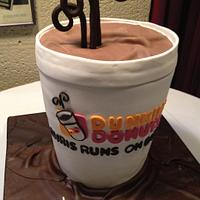 Dunkin Donuts Cup Cake