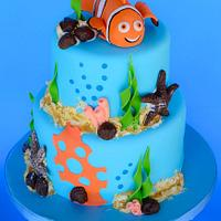 Nemo Cake by Sweet Creations by Sophie