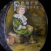 Vintage Pears Soap - Bubbles