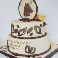 1 Cake 2 Different Themes by Cake Creations by ME - Mayra Estrada