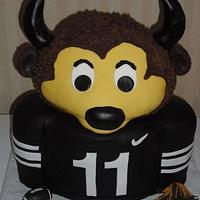 CU Mascot