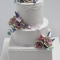 Emma Wedding Cake