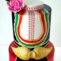 Bulgarian national costume
