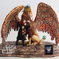 Scrufflefluff the Griffin, Birthday Mischief Managed