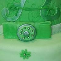 cake wedding vows by Marilena
