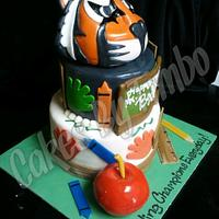 Principal's Birthday Cake! by Timbo Sullivan