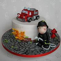 ... for little fireman