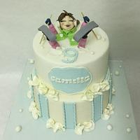 Cake Ski Theme