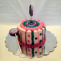 Smash Cake by Dawn Henderson