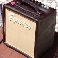 Amplifier Cake