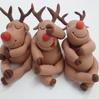 Reindeer Toppers