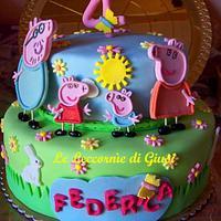 Peppa Pig by giusi carmen vinci