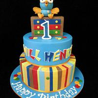 Hoot Cake for Will