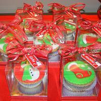 Cupcake di Natale by Le Torte di Mary