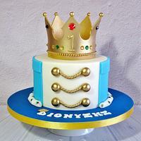 Prince cake.