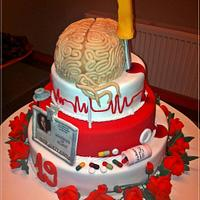Briliant brain by Gelateria Mozart