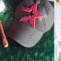 Astros Ball Cap