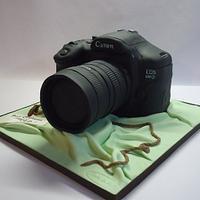 Canon cake! by Diletta Contaldo