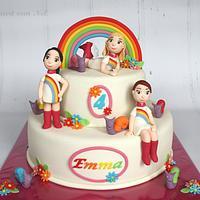 Rainbowgirls!