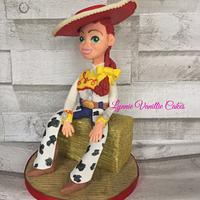 Jessie-Toy Story 20th Anniversary Collaboration
