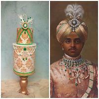 Maharaja Cake