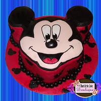 Mickey Mouse by Jerri