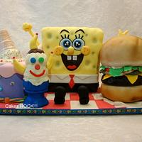 Spongebob's Dream Birthday Party!