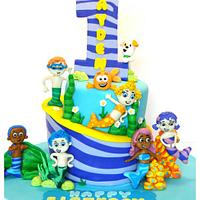 Bubble Guppies by BellaCakes & Confections