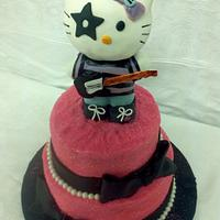 Rock Star Hello Kitty