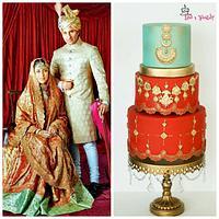 CPC Royal Wedding Dress Collaboration