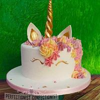Ann Marie - Unicorn Birthday Cake
