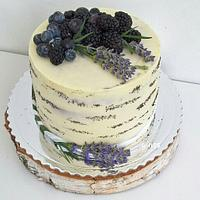 Levander cake