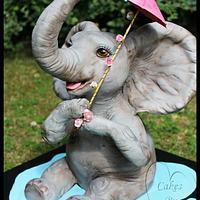 Ezme the Elephant
