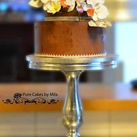 Thai Inspired Wedding Cake