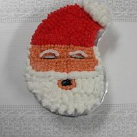 Santa Cake by Aida Martinez