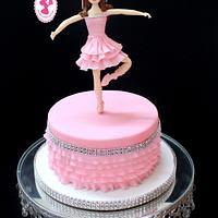 Sweet 16 Ballerina