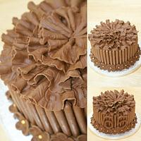 Rich Chocolate Cake by cakesofdesire